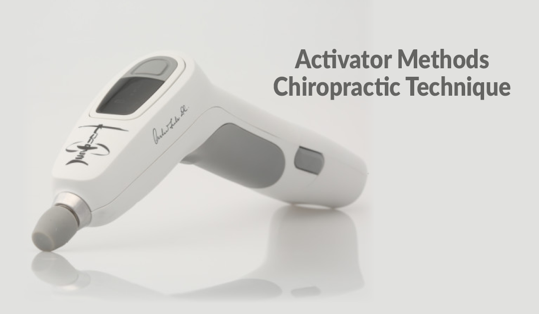 Activator Methods Chiropractic Technique