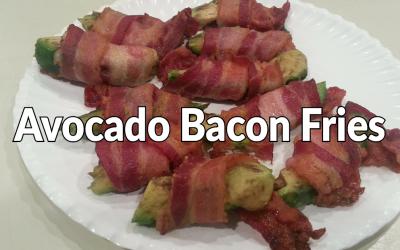 Avocado Bacon Fries