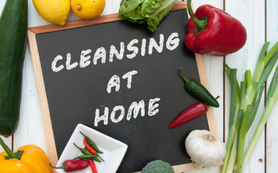 Cleansing at Home