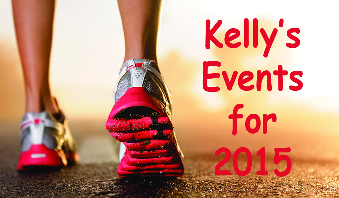 Kelly's Events for 2015