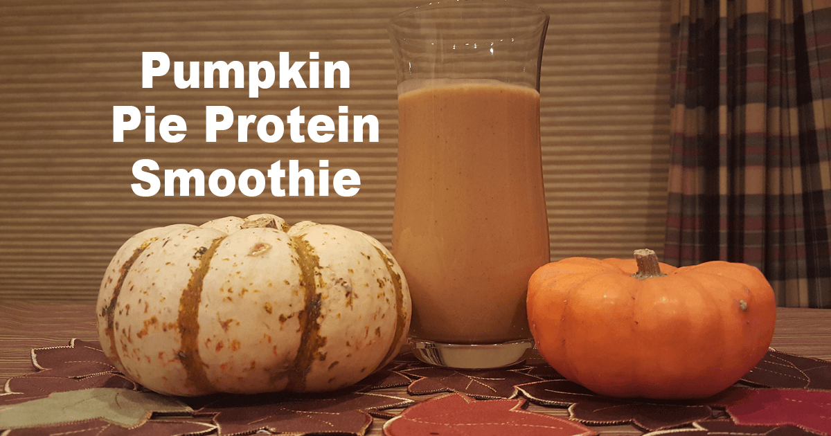 Pumpkin Pie Protein Smoothie | ABD Chiropractic & Sports Wellness