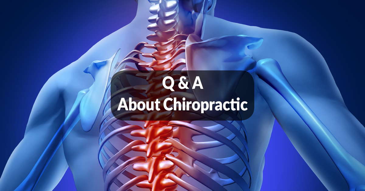 QA About Chiropractic