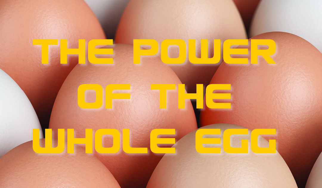 The Power of the Whole Egg