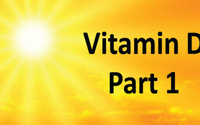 Vitamin D: More Benefits Than Just Bone Health, Part 1